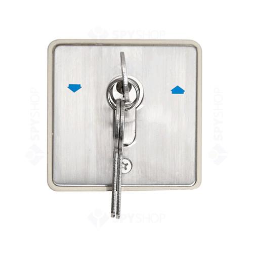 Buton aplicabil cu cheie ABK-803D1