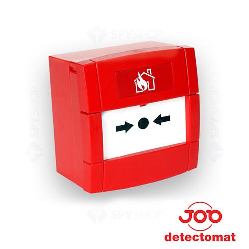 Buton de incendiu adresabil Detectomat PL 3300 MCP-kit