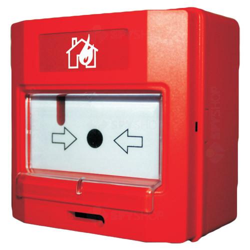Buton de incendiu adresabil Global Fire GFE-MCPA-ISO