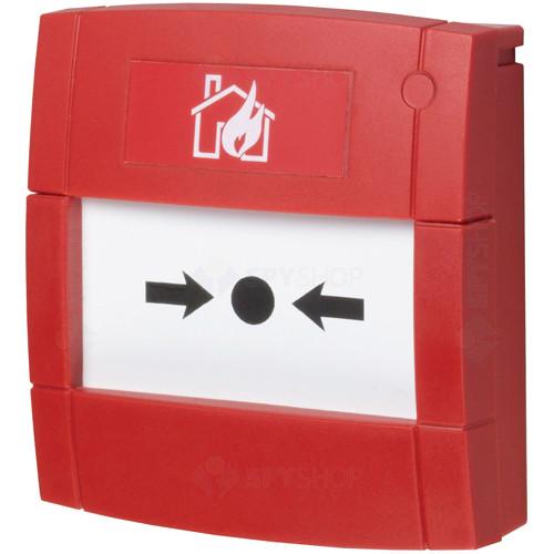 Buton de incendiu conventional KAC WCP3A-R000SF-01