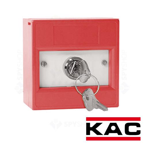 Buton de incendiu cu cheie KAC K20SRS-01