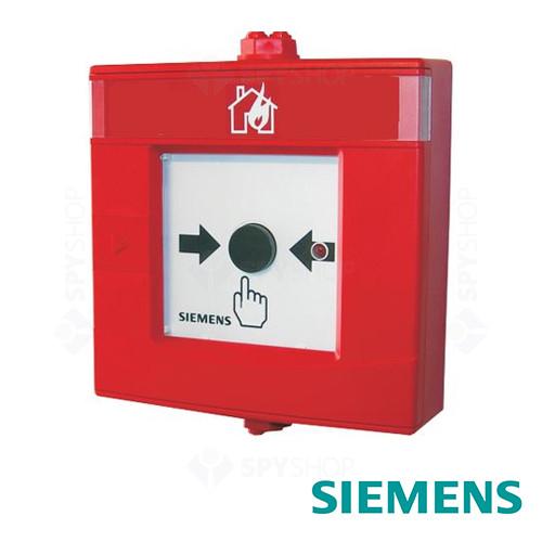 Buton de incendiu manual Siemens FDM223