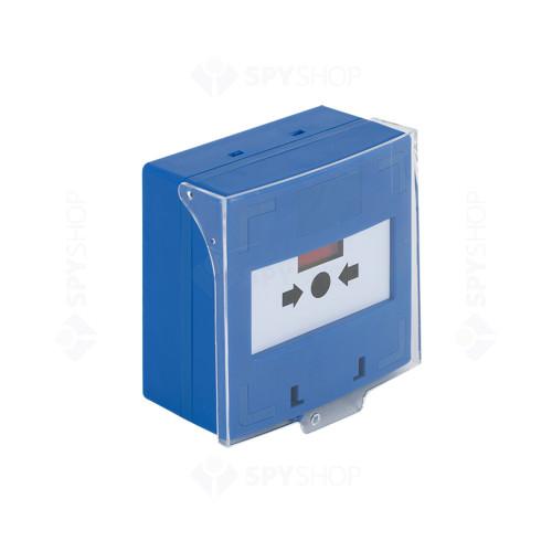 Buton cerere iesire SCP-100-bl aplicabil, 3 comutatoare NC-COM-NO, 192 g, ABS