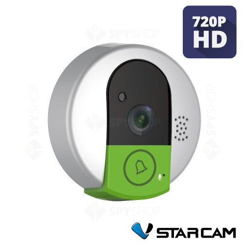 Camera supraveghere ip wireless hd tip sonerie Vstarcam C95