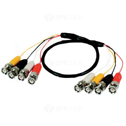Cablu coaxial cu 4 fire WC 414/2