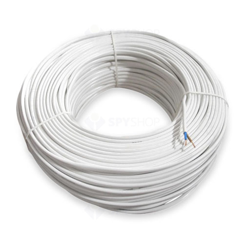 Cablu de alimentare MYYUP 2x0.75 mm