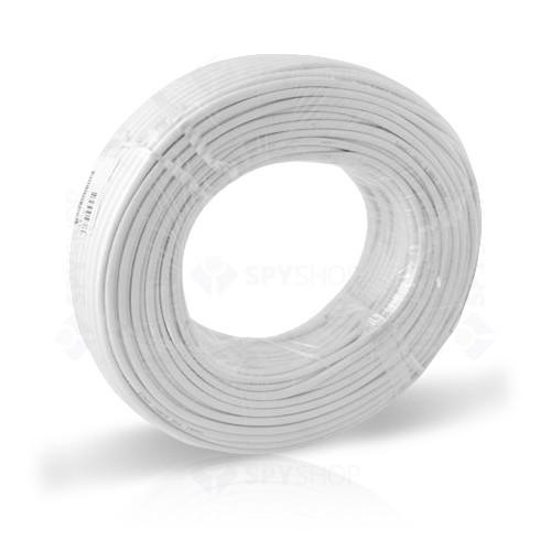 Cablu ecranat de alarma Ceam Cavi 8AF22, 8x0.22 mm, rola 100 m