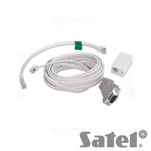 Cablu RS 232 - RJ INTEGRA Satel DB9F / RJ-KPD