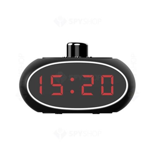Camera ascunsa in ceas de birou SS-CA19, 2 MP, detecite miscare