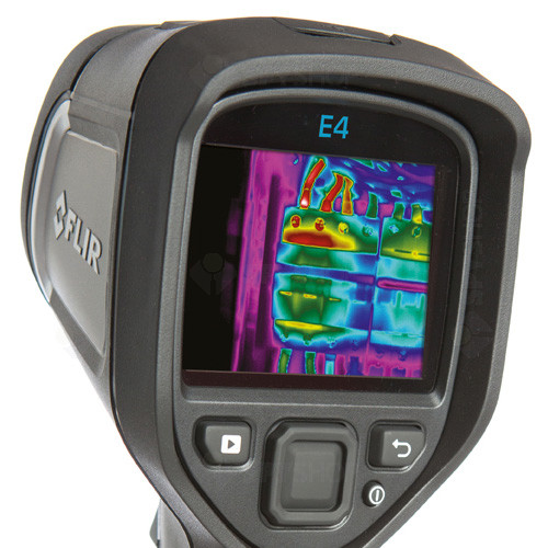 Camera video termica FLIR E4