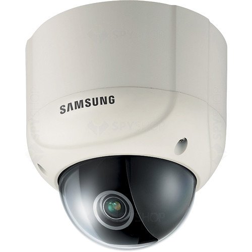 Camera supraveghere Dome IP Samsung SND-460VP, 4CIF, IP66, 2.8-10 mm