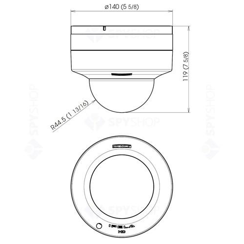 Camera de supraveghere Dome Sony SNC-DH140T