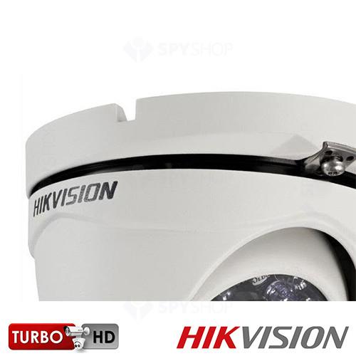Camera de supraveghere dome Turbo HD Hikvision DS-2CE56C0T-IRM