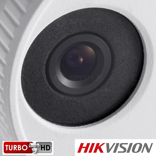 Camera de supraveghere exterior HDTVI dome HIKVISION DS-2CE56C2T-IT1