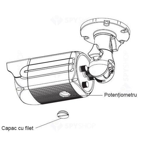 Camera de supraveghere Vision VN70LP-35