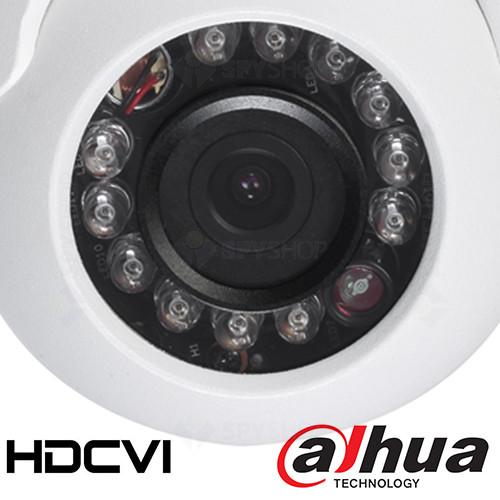Camera de supraveghere HDCVI dome Dahua HAC-HDW1000M