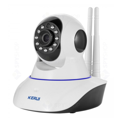 Camera IP wireless pentru sisteme antiefractie KR-N62, 3.6 mm, 1 MP, IR 15 m