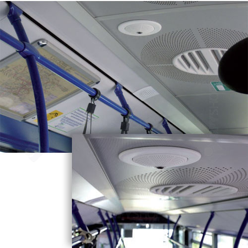 Camera panoramica IP Megapixel Mobotix Q24M-Sec