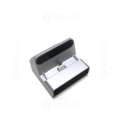 Camera spion disimulata in statie de incarcare LawMate PV-CHG20i, 2 MP, Android, WiFi