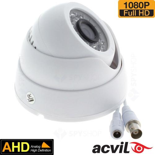 SISTEM SUPRAVEGHERE INTERIOR AHD CU 4 CAMERE VIDEO ACVIL AHD-4INT20-1080P-S