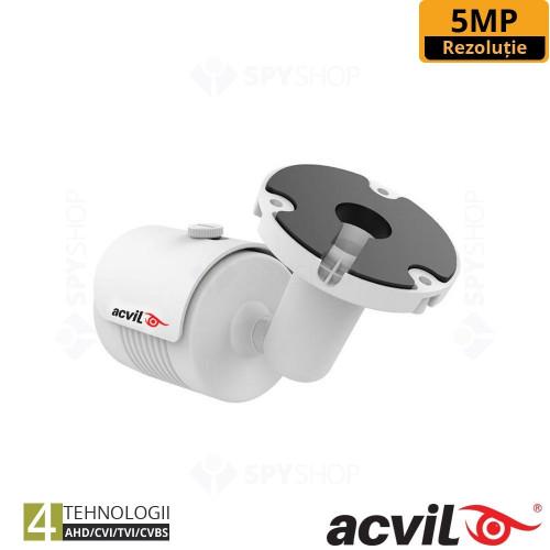 CAMERA SUPRAVEGHERE DE EXTERIOR 5 MP ACVIL AHD-EF30-5M