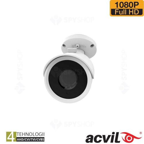 Camera supraveghere de exterior AHD Acvil AHD-EF30-1080P