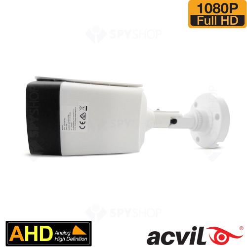SISTEM SUPRAVEGHERE EXTERIOR XVR CU 16 CAMERE VIDEO ACVIL 16EXT80-1080P
