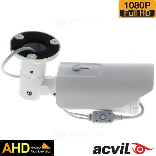 SISTEM SUPRAVEGHERE EXTERIOR AHD CU 4 CAMERE VIDEO ACVIL AHD-4EXT40-1080P
