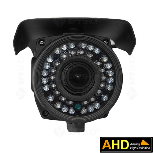 Camera supraveghere de exterior AHD AHD-ZED72B-200S