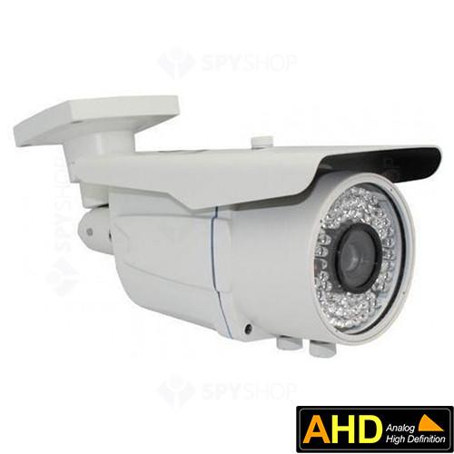 Camera supraveghere de exterior AHD AHD-ZED72W-130