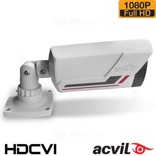 Camera supraveghere de exterior AHD ACVIL AHD-EF80-1080P