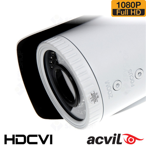 Camera supraveghere de exterior HDCVI Acvil CVI-EV40-1080P