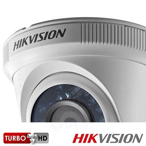 Camera supraveghere de exterior Hikvision TurboHD DS-2CE56C0T-IR 2.8mm