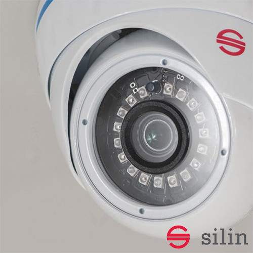 Camera supraveghere dome Silin SCT-1020DF