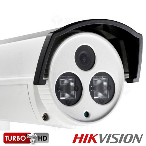 Camera supraveghere de exterior TURBO HD Hikvision DS-2CE16C2T-IT5