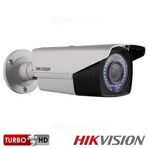 SISTEM SUPRAVEGHERE EXTERIOR TURBOHD CU 4 CAMERE VIDEO HIKVISION TVI-4EXT40-720P