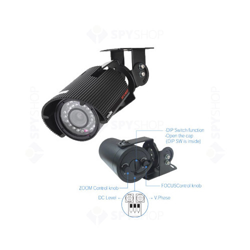 Camera supraveghere de exterior Vision VN70IIS-HVFA12IR