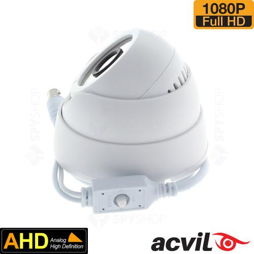 Camera supraveghere dome AHD Acvil AHD-DF20-1080P