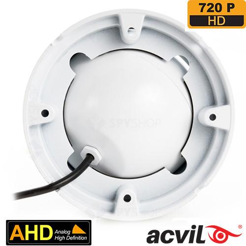 Camera supraveghere dome AHD Antivandal Acvil AHD-DV30-720P