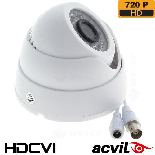 Camera supraveghere dome HDCVI Acvil CVI-DF20-720P