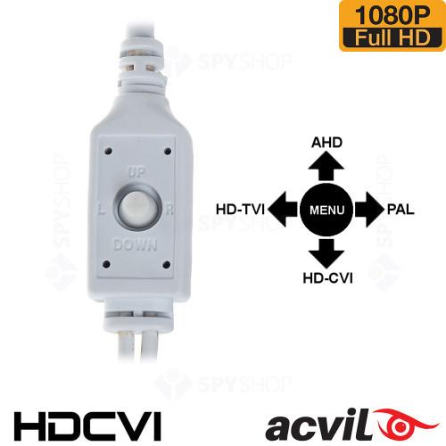 Camera supraveghere dome HDCVI Acvil CVI-DF20-1080P