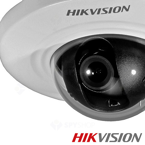 Camera supraveghere Dome Hikvision DS-2CD2E20F 4mm