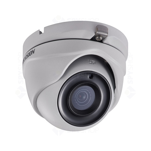 Camera supraveghere Dome Hikvision DS-2CE56H0T-ITME, 2 MP, IR 20 m, 2.8 mm, PoC