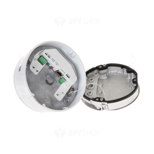 Camera supraveghere Dome IP Hikvision DarkFighter DS-2CD2765FWD-IZS, 6 MP, IR 30 m, 2.8 - 12 mm
