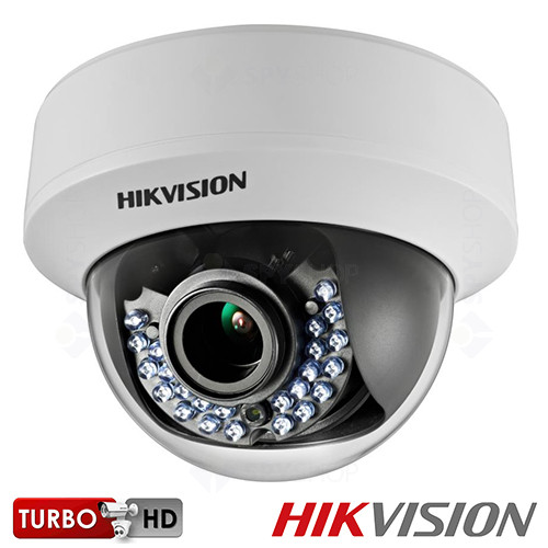 Camera supraveghere dome Turbo HD Hikvision DS-2CE56D1T-AIRZ