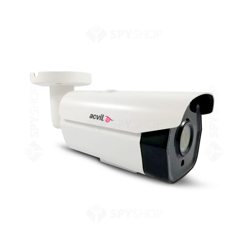 Camera supraveghere exterior Acvil AHD-EF60-1080P, 2 MP, IR 60 m, 3.6 mm