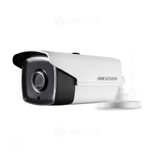 Camera supraveghere exterior Hikvision TurboHD DS-2CE16C0T-IT3F, 1 MP, IR 40 m, 2.8 mm
