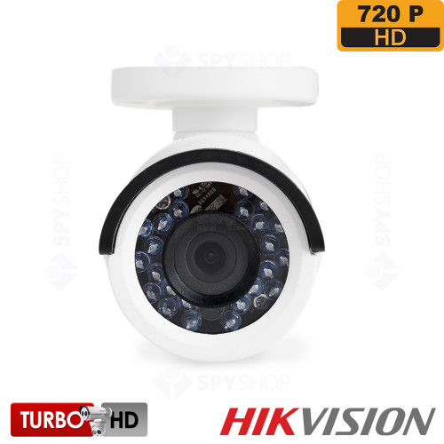 Camera supraveghere de exterior Hikvision TurboHD DS-2CE16C0T-IRP