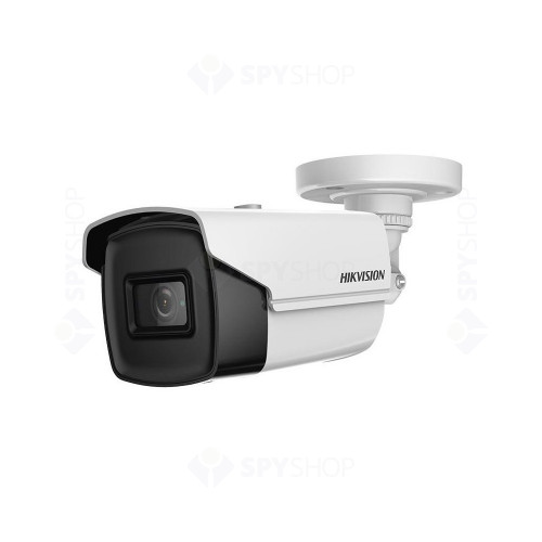 Camera supraveghere exterior HikVision TurboHD DS-2CE16U1T-IT5F 8.29 MP, IR 80 m, 3.6 mm