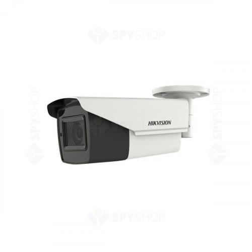 Camera supraveghere exterior HikVision TurboHD DS-2CE19U1T-AIT3ZF, 8 MP, IR 80 m, 2.7 - 13.5 mm, motorizat